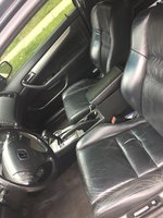 Picture of 2005 Honda Accord Coupe EX w/ Leather and Nav, interior