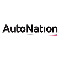 AutoNation Ford Burleson logo