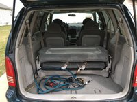 Picture of 1998 Nissan Quest 3 Dr GXE Passenger Van, interior, gallery_worthy