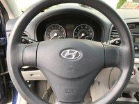 Picture of 2007 Hyundai Accent GLS, interior