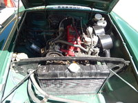 Picture of 1969 MG MGB, engine