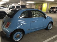 Picture of 2015 FIAT 500 Lounge Convertible, exterior