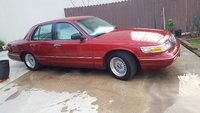 Picture of 1997 Mercury Grand Marquis 4 Dr LS Sedan, exterior