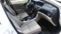 Picture of 2016 Honda Accord LX, interior