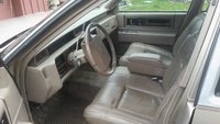 Picture of 1991 Cadillac DeVille Base Coupe, interior