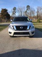 Picture of 2017 Nissan Armada Platinum 4WD, exterior