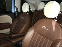 Picture of 2015 FIAT 500 Lounge Convertible, interior
