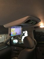 Picture of 2016 Honda Odyssey EX-L with RES, interior