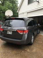 Picture of 2016 Honda Odyssey EX-L with RES, exterior