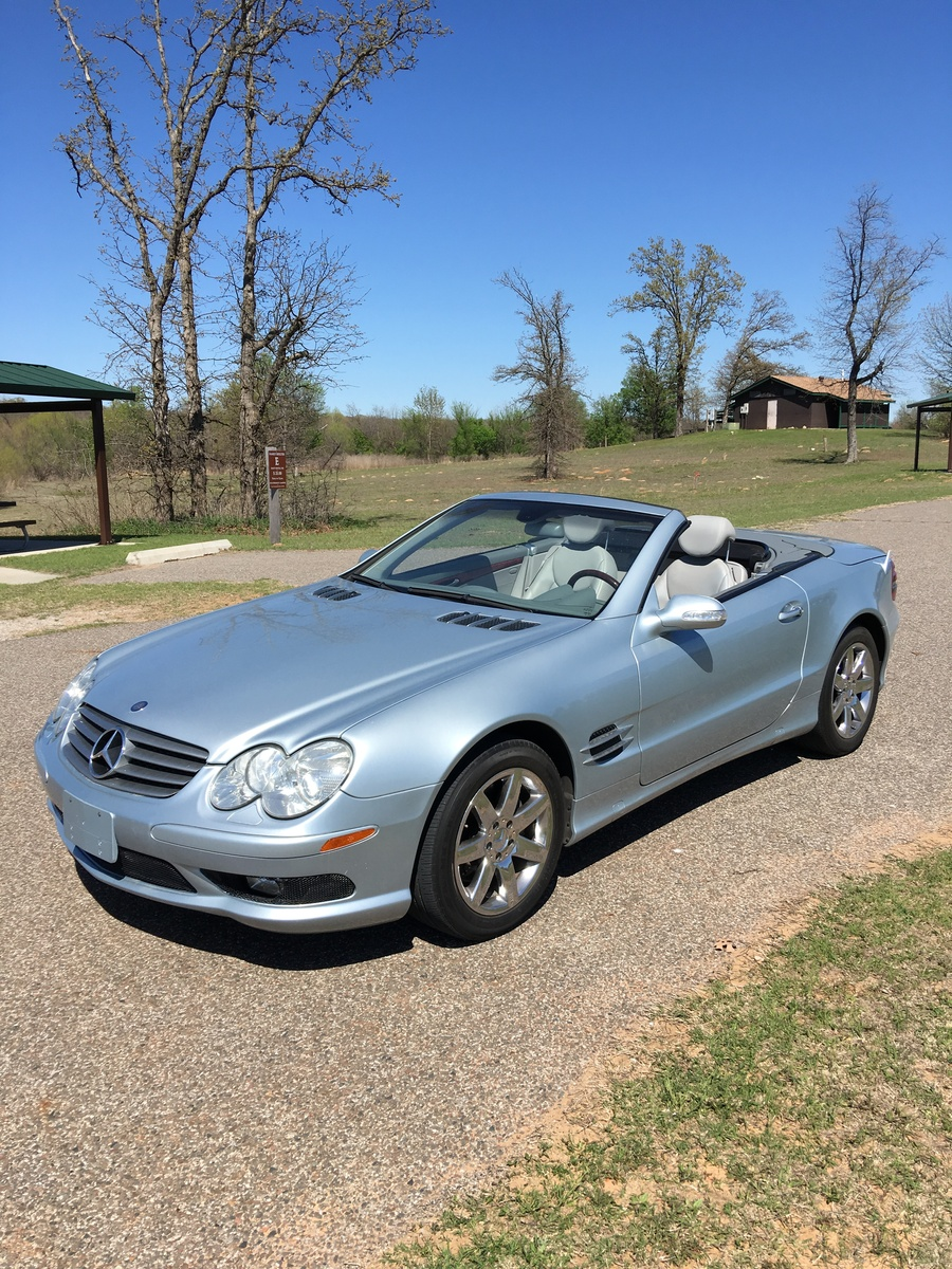 2004 mercedes benz sl class for sale in oklahoma city ok for Mercedes benz okc