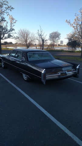Picture of 1966 Cadillac DeVille