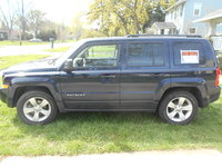 Picture of 2016 Jeep Patriot Sport, exterior