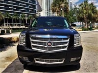 Picture of 2012 Cadillac Escalade ESV Platinum Edition AWD, exterior