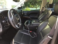 Picture of 2015 GMC Sierra 1500 SLT Crew Cab, interior