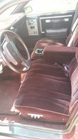 Picture of 1988 Buick Century Limited Sedan, interior