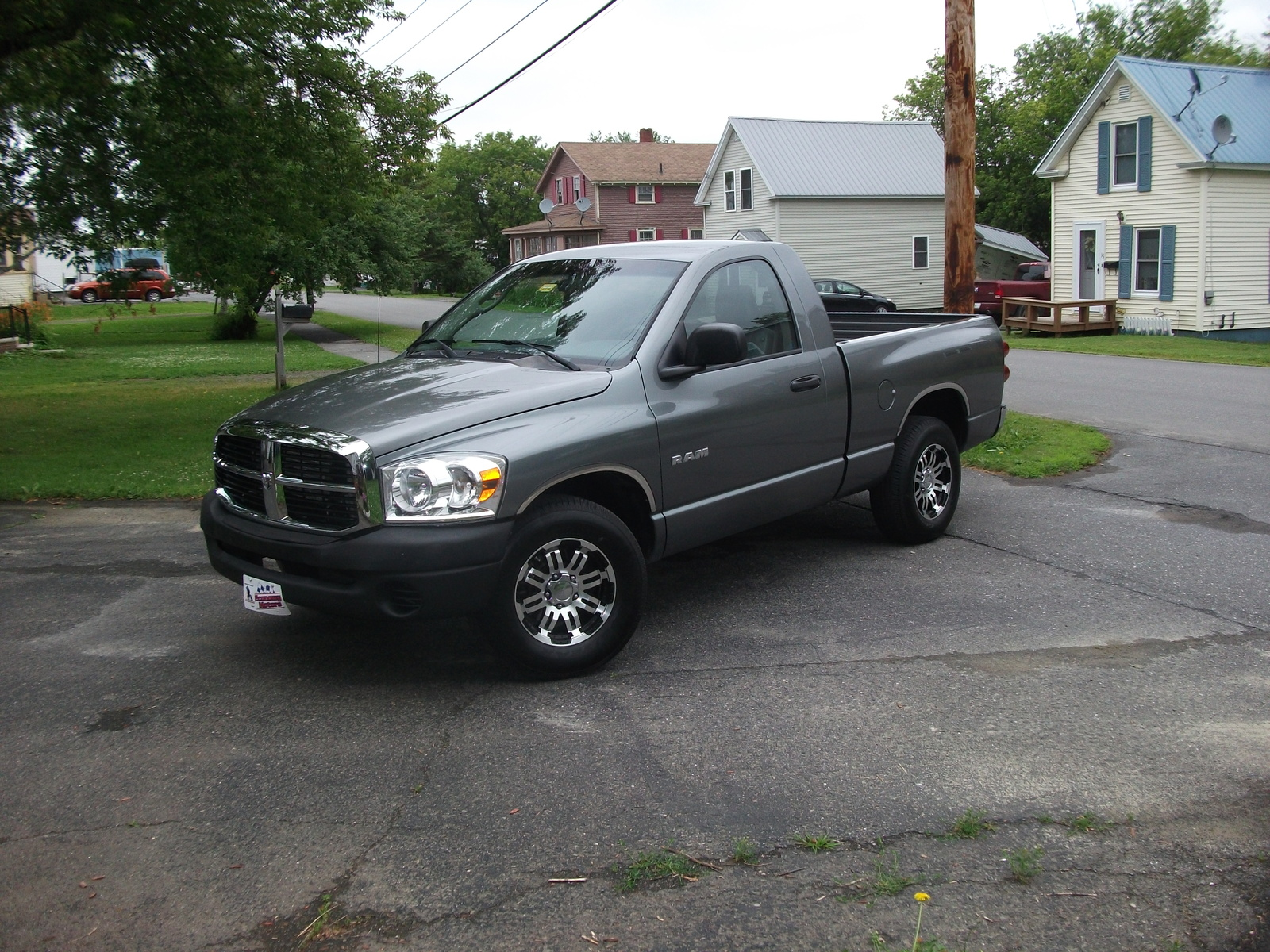 Dodge Ram 1500 Questions - My check engine light comes on