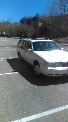 Picture of 1998 Volvo V90 Wagon