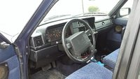 Picture of 1991 Volvo 240 Sedan, interior