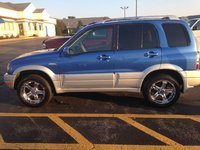 2004 Suzuki Grand Vitara Overview
