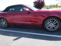 Picture of 2017 Ford Mustang V6 Convertible, exterior