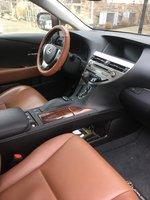 Picture of 2015 Lexus RX 350 AWD, interior