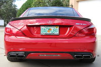 Picture of 2014 Mercedes-Benz SL-Class SL 63 AMG, exterior