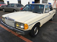 1983 Mercedes-Benz 280 Picture Gallery