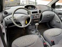 Picture of 2000 Toyota ECHO 4 Dr STD Sedan, interior