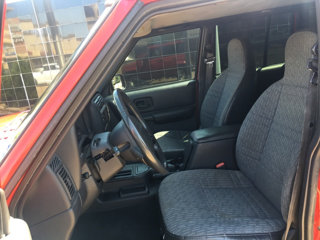 Picture Of 2000 Jeep Cherokee Sport 4 Door RWD, Interior, Gallery_worthy Good Ideas