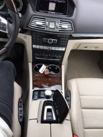 Picture of 2015 Mercedes-Benz E-Class E 550 Cabriolet, interior