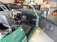 Picture of 1969 MG MGB, interior