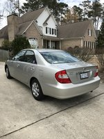 Picture of 2003 Toyota Camry LE, exterior