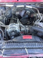 Picture of 1996 Ford F-250 2 Dr XL 4WD Extended Cab SB HD, engine