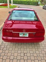 Picture of 1996 Mercedes-Benz SL-Class SL 320