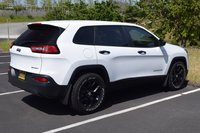 Picture of 2017 Jeep Cherokee Sport, exterior