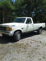 Picture of 1990 Ford F-250 2 Dr STD Standard Cab LB, exterior