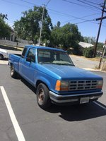 Picture of 1990 Ford Ranger XLT Standard Cab LB, exterior