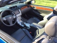 Picture of 2007 Toyota Camry Solara 2 Dr SLE Convertible, interior