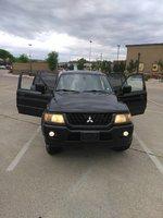 Picture of 2002 Mitsubishi Montero Sport Limited, exterior