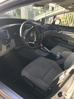 Picture of 2013 Honda Civic Hybrid w/ Navigation, interior