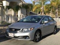 Picture of 2013 Honda Civic Hybrid w/ Navigation, exterior