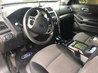 Picture of 2014 Ford Explorer Police Interceptor 4WD, interior