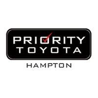 Priority Toyota Hampton logo