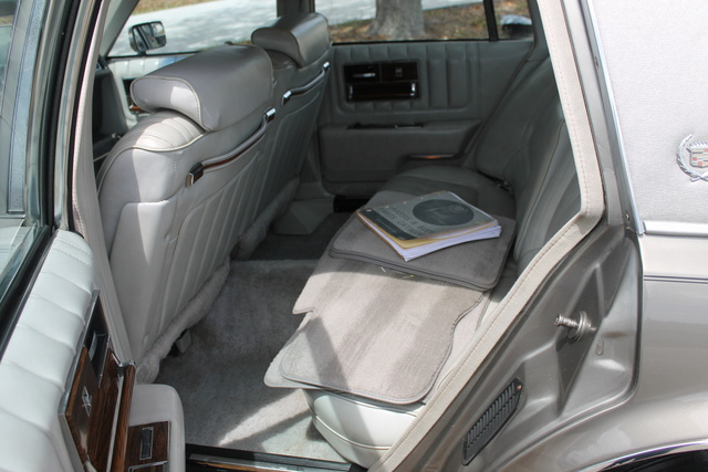 Picture of 1978 Cadillac Seville, interior, gallery_worthy