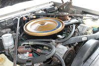 Picture of 1978 Cadillac Seville, engine