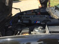 Picture of 1991 BMW M5 Base, engine