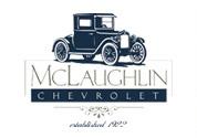 McLaughlin Chevrolet logo