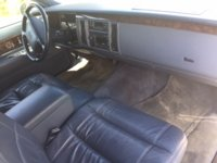 Picture of 1996 Cadillac Fleetwood Base Sedan, interior
