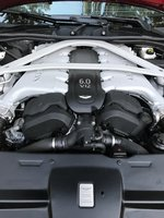 Picture of 2015 Aston Martin DB9 Coupe, engine