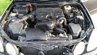 Picture of 2003 Lexus GS 300 RWD, engine, gallery_worthy
